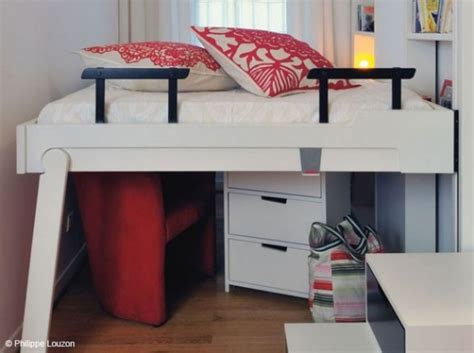 lit 2 personnes gain de place