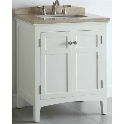 allen roth white windelton bath vanity with top at lowes vanities bathroom furniture