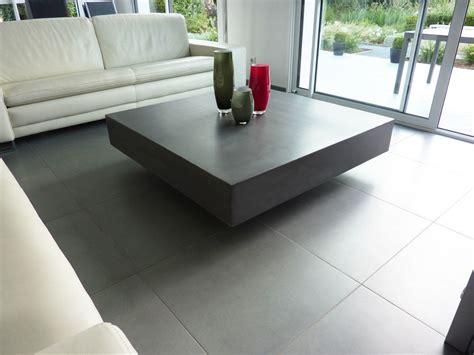 table basse beton cire fly ezooq
