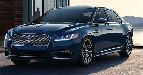 2018 Lincoln Continental Redesign And Release Date 2018