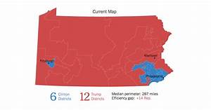 How Big a Deal Is a New Congressional Map for Pennsylvania ...