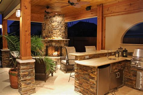 Upgrade Your Backyard With An Outdoor Kitchen Manor Hill Sierra Shower Curtain Holiday Inn Express Tension Rod Soccer Fabulous Curtains Velvet Ikea Rail With Hooks