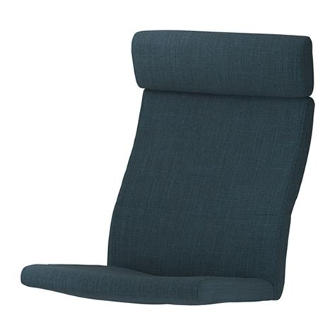 po 196 ng chair cushion hillared blue ikea