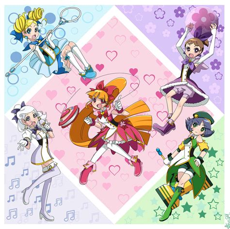 Magical Puff Girls Z By Alinesm On Deviantart