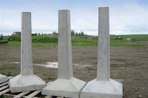 outdoor precast concrete piers concrete piers strong