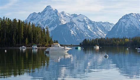 Stone Mountain Park Fishing Boat Rental by Lakes In The Greater Yellowstone Area