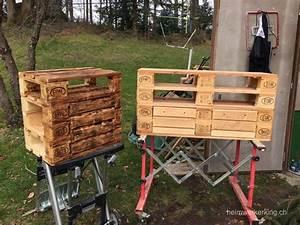 Europaletten Möbel Bauen : ein tv m bel aus paletten selber bauen heimwerkerking ~ Markanthonyermac.com Haus und Dekorationen