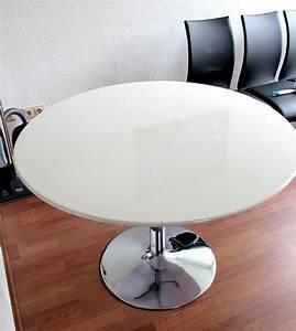 Runder Tisch 70 Cm : runder tisch weiss hochglanz com forafrica ~ Markanthonyermac.com Haus und Dekorationen
