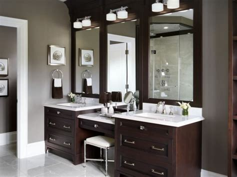 60 Bathroom Vanity Ideas With Makeup Station