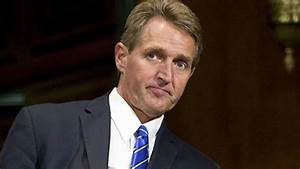 Sen. Flake dangles possibility of running against Trump ...