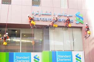 Standard Chartered Bank - Rope Access Window Cleaning ...