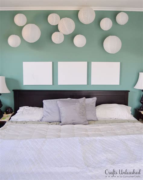 Create A Fun & Whimsical Wall Installation With Paper Lanterns