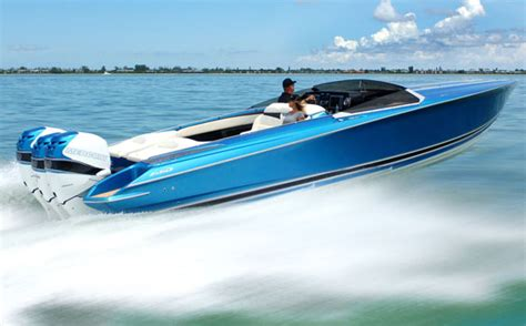 Nor Tech Hi Performance Boats In North Fort Myers by Nor Tech S Latest Masterpiece