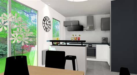 stunning with simulateur de peinture cuisine