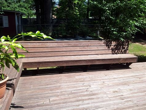 sw deck will cost much painting finish