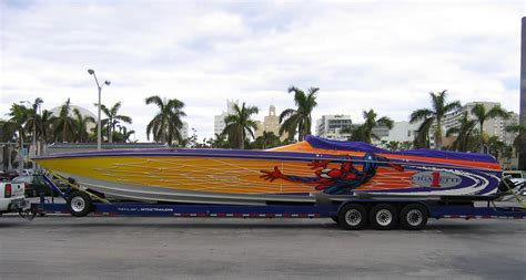 Spider Man Speed Boat by Great Deal On 2006 46 2001 Cigarette We Take All