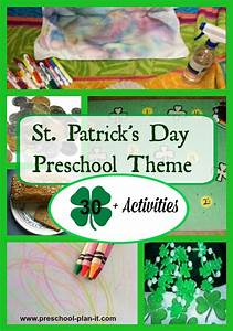 1000+ images about St. Patrick's Day Preschool Theme on ...