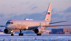 Russia ISR aircraft Tu-214R arrived in Syria | Wings Journal