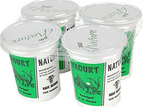 pots de yaourt recherche de client espaceagro