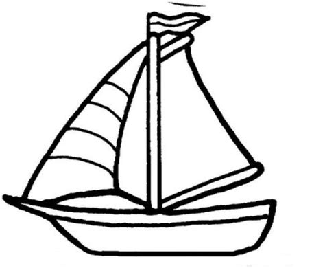 How To Draw A Cartoon Boat Step By Step by How To Draw A Cartoon Boat Step Silly Sails Drawings