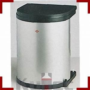Mülleimer Küche Einbau : wesco einbau abfalleimer m lleimer sp le k che 15l rund ebay ~ Markanthonyermac.com Haus und Dekorationen