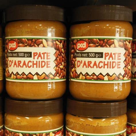 achat p 226 te d arachide livr 233 e chez vous magasin africain fr