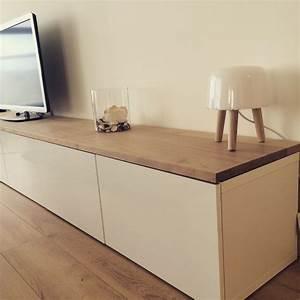 Ikea Hack Besta : ikea hacks besta with oak plank zuk nftige projekte pinterest ikea hack besta ikea hack ~ Markanthonyermac.com Haus und Dekorationen