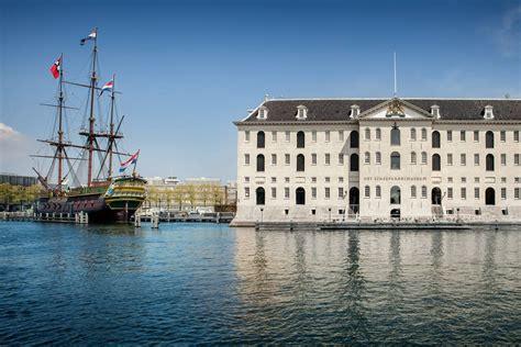 Kattenburgerplein 1 Amsterdam by Meeting Rooms At Het Scheepvaartmuseum National Maritime
