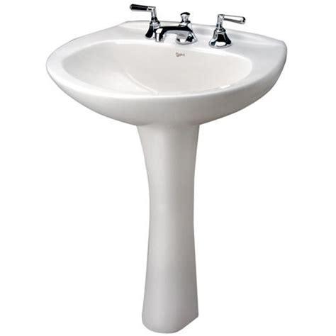 menards pedestal sink befon for