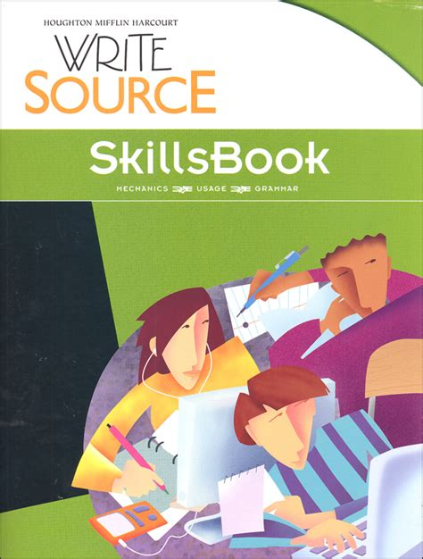 Write Source (2012 Edition) Grade 12 Skillsbook Student (026234) Details  Rainbow Resource