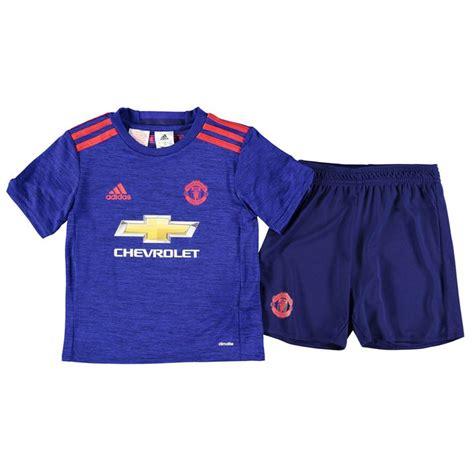 nouveau maillot enfant manchester united 2016 2017 exterieur