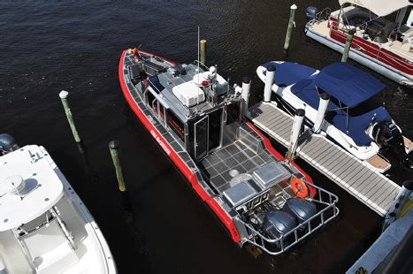 Used Fire Boat For Sale by Trends In Small And Medium Sized Fire And Rescue Boats