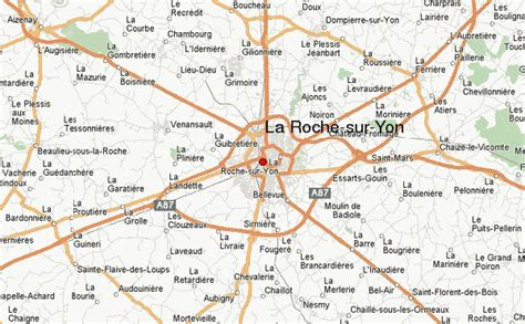 la roche sur yon location guide