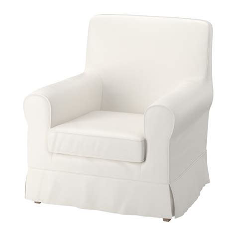 ektorp jennylund chair cover sten 229 sa white ikea