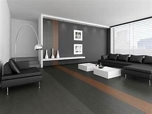 Wohnzimmer Boden Grau : parkett dunkel wohnzimmer haus deko ideen ~ Markanthonyermac.com Haus und Dekorationen