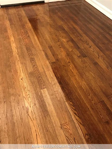 The Hardwood Floor Refinishing Adventure Continues Tip