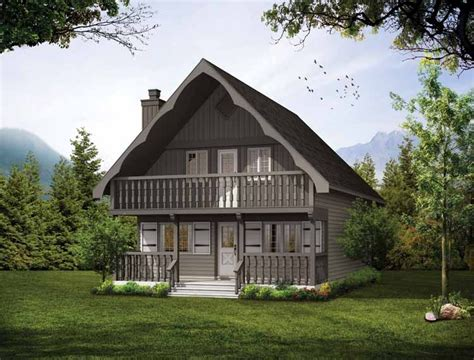 chalet house plans at eplans european house plans