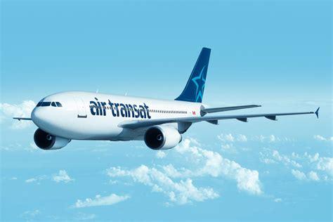 air transat air valid 174 actualit 233 s compagnie et communiqu 233 s de presse