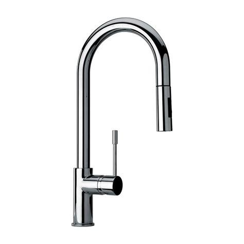 faucets 25592 j25 kitchen series single kitchen faucet with goose neck spout lowe s