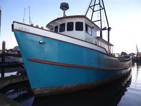 Cabin Cruiser Fishing Boat For Sale by Commercial Fishing Boat Review Ship Vessel Video For Sale