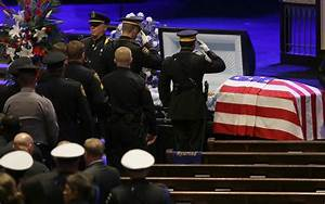 Funerals Wednesday for 3 Dallas police officers killed ...