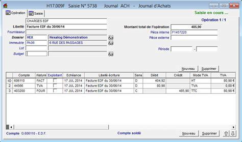 logiciel gestion patrimoine immobilier syndic comptabilit 233 hexalog