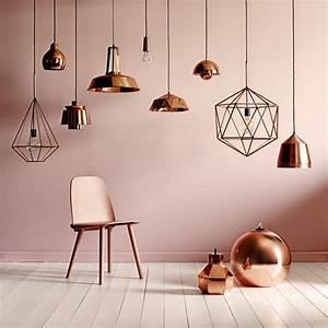 Rose Gold Wandfarbe : 25 best ideas about kupfer auf pinterest lounge decor farbschemata und zimmer farbschemata ~ Markanthonyermac.com Haus und Dekorationen