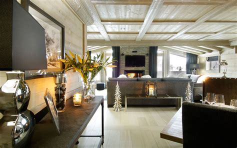 luxury ski chalet chalet black pearl val d is 232 re firefly collection
