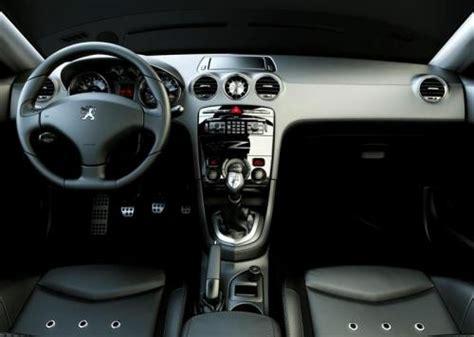 4 auto auto automobile voitures de sport 187 peugeot 308 rcz interieur