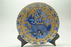 Porzellan Und Keramik : chinesisches porzellan bemalt keramik platte bemaltes porzellan und keramik einhorn sammlung ~ Markanthonyermac.com Haus und Dekorationen