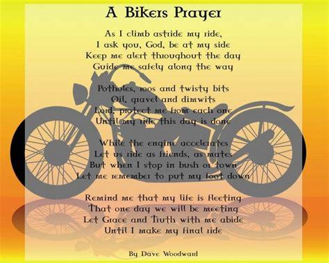 Biker Prayer Quotes. Quotesgram