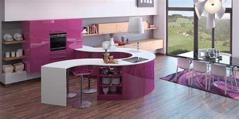 acheter une cuisine design en laque 224 bordeaux acr cuisines combettes