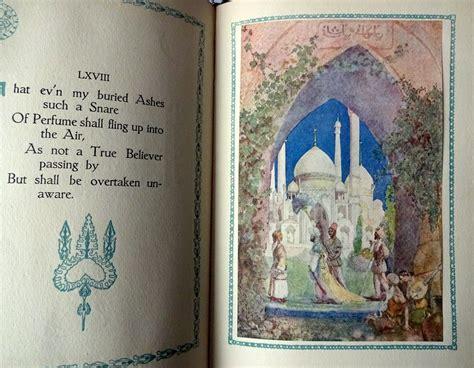 Rubaiyat Of Omar Khayyam, Presented By Willy Pogany, Geo