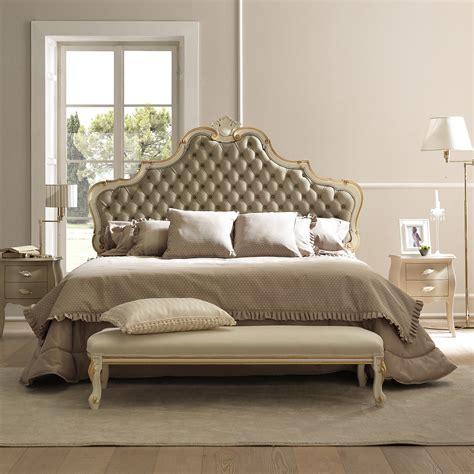 lit baroque amburgo avec t 234 te de lit rembourr 233 e capitonn 233 e t 234 tes de lit cosy